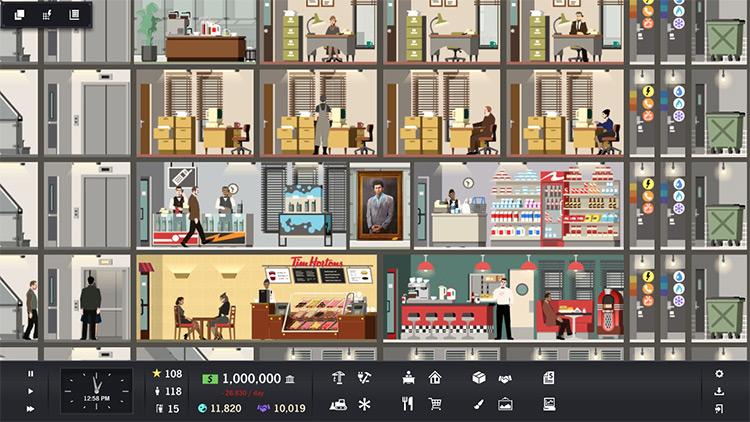The Kramer Project Highrise Mod screenshot