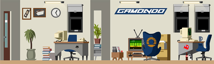 Gamers' Offices Project Highrise Mod