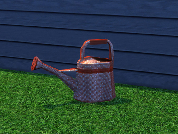 Watering Can Springtime CC - TS4