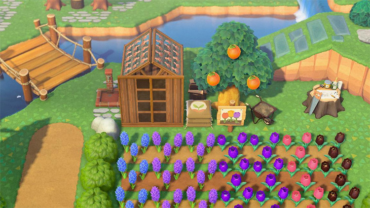 Garden Shed Idea for ACNH