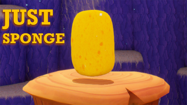 Just Sponge SpongeBob: BFBB – Rehydrated Mod