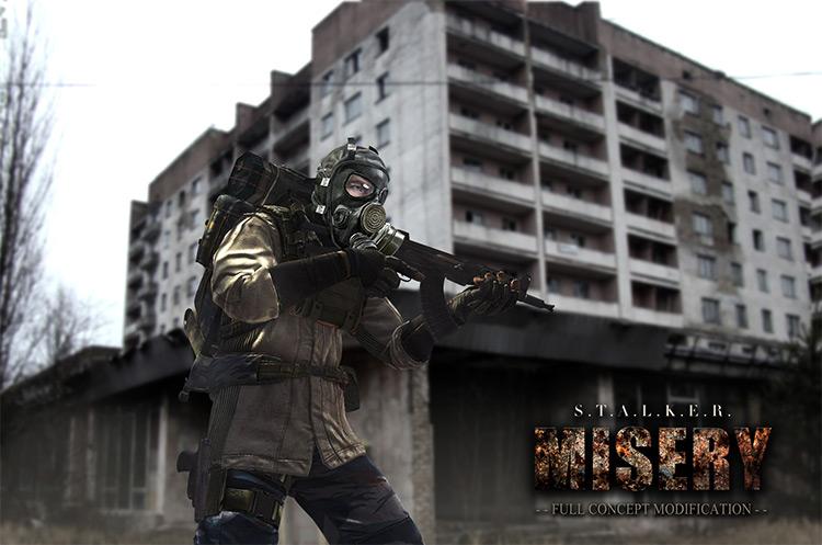 Misery - STALKER CoP Mod screenshot