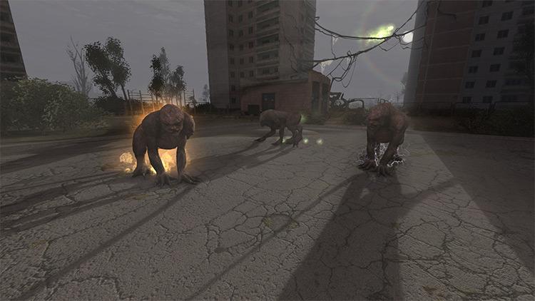 S.T.A.L.K.E.R.: Call of Chernobyl Mod