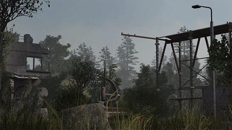 Anomaly S.T.A.L.K.E.R.: Call of Pripyat Mod