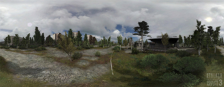 AtmosFear for Call of Pripyat Mod