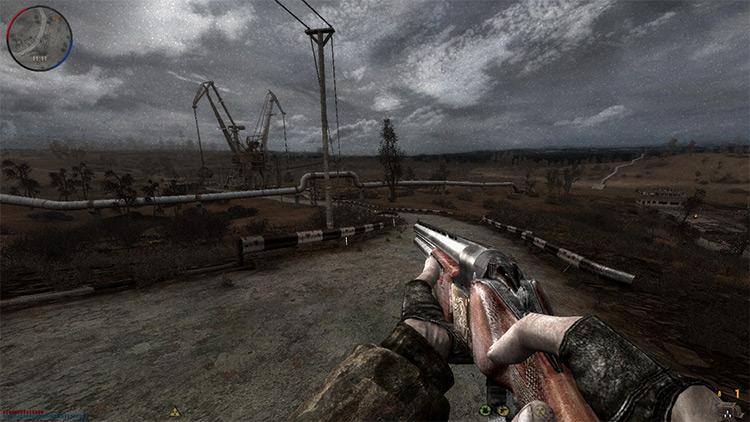 M.E.H.U.D. S.T.A.L.K.E.R.: CoP Mod screenshot