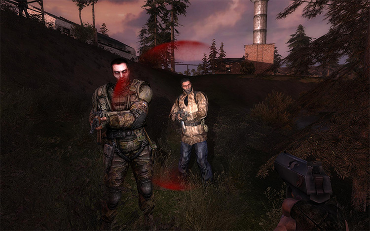 Call of Pripyat Complete Mod screenshot