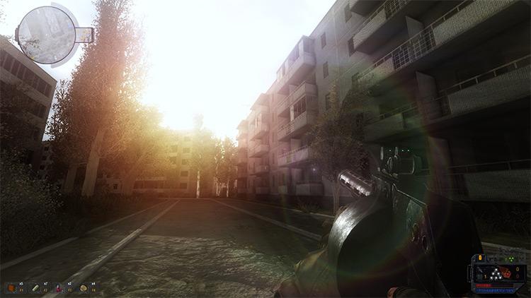 Remake S.T.A.L.K.E.R.: CoP Mod screenshot