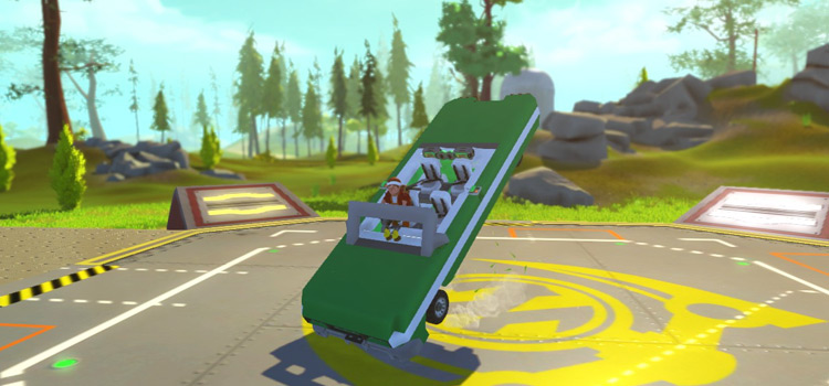 Lowrider Car Mod - Scrap Mechanic Gameplay