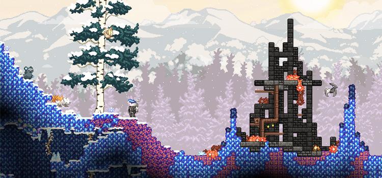 Arcana Starbound Mod Screenshot