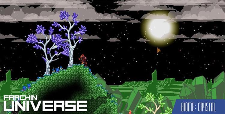 Frackin' Universe Mod for Starbound