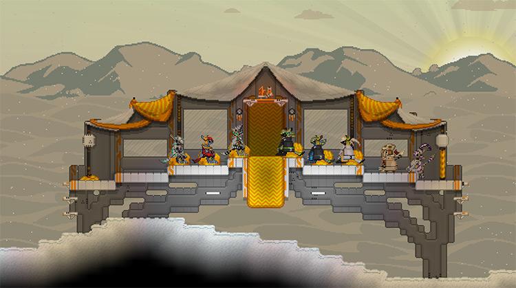 Avali Race Mod screenshot