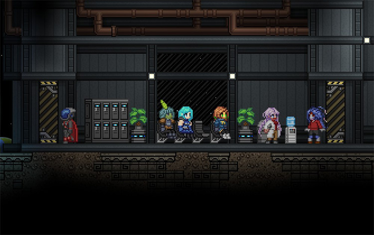 Make the Universe a Cuter Place Mod for Starbound