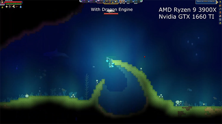 Futara's Dragon Engine Starbound Mod