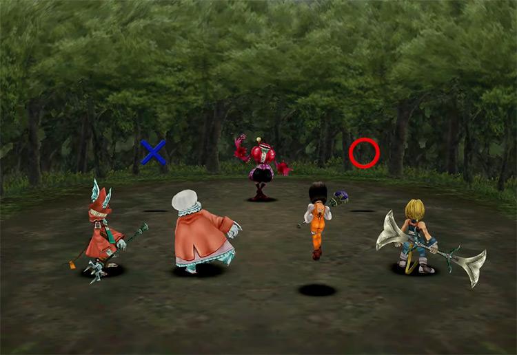 Ragtimer in Final Fantasy IX