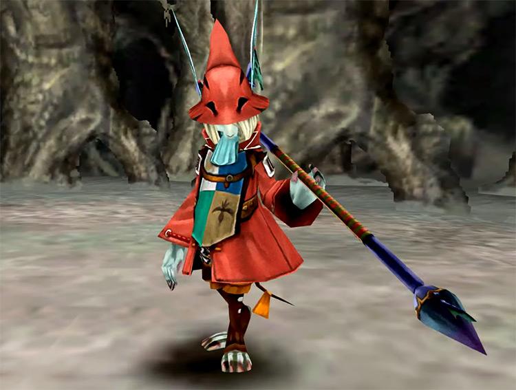 Freya Screenshot in Final Fantasy IX