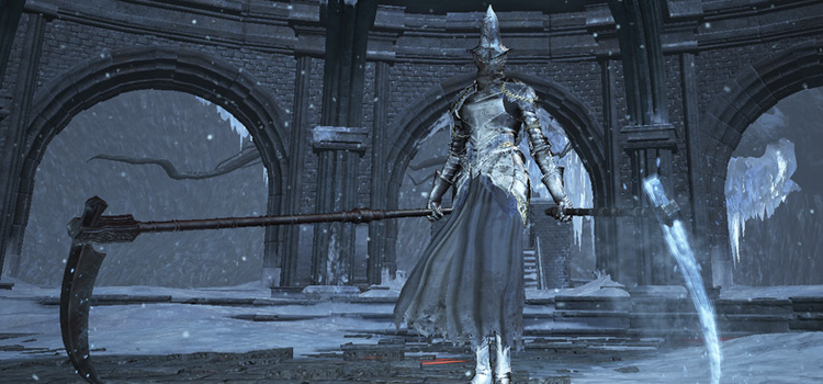 DS3 Fain Dancers Armor Build