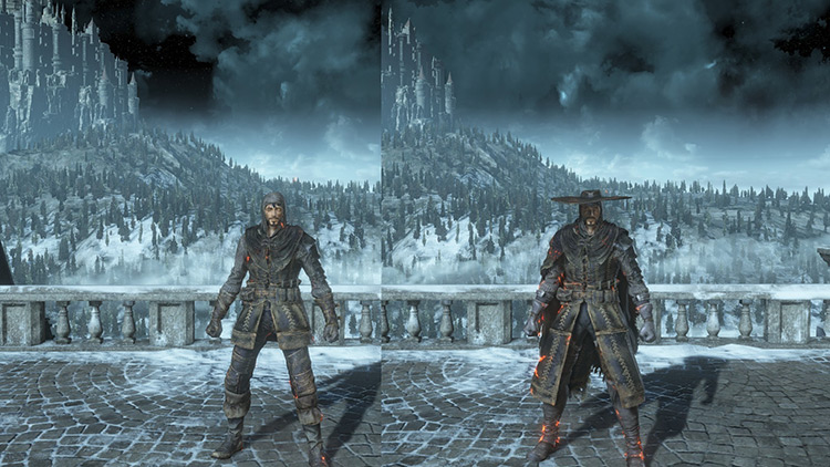 Assassin Set/Black Hand Set in DS3