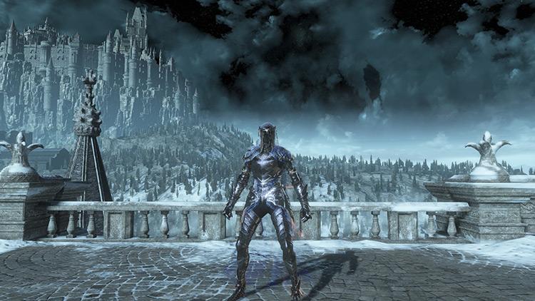 Dancer Set Dark Souls 3 screenshot