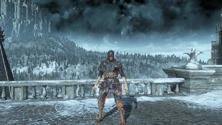 Deserter Set Dark Souls 3