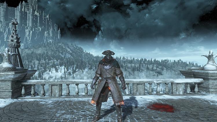 Leonhard's Set Dark Souls 3