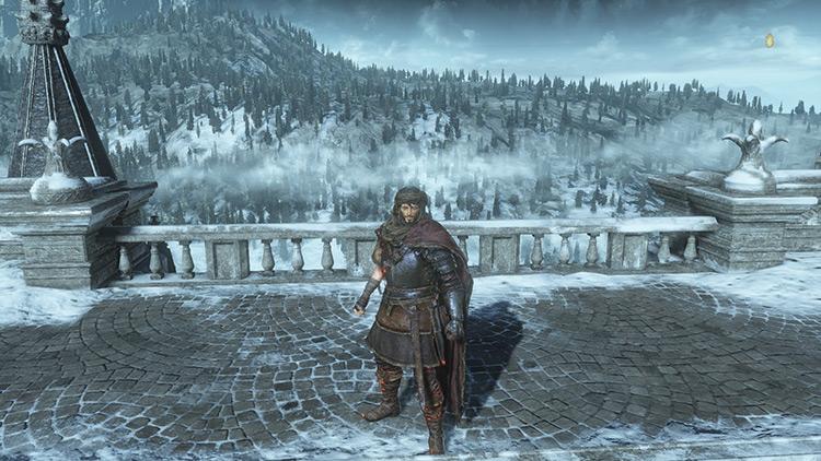 Sellsword Set Dark Souls 3 screenshot