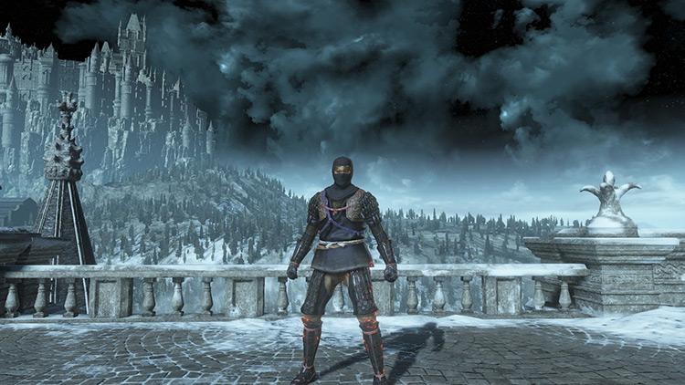 Shadow Set from Dark Souls 3