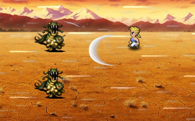 Razor Gale Blitz - Sabin Screenshot
