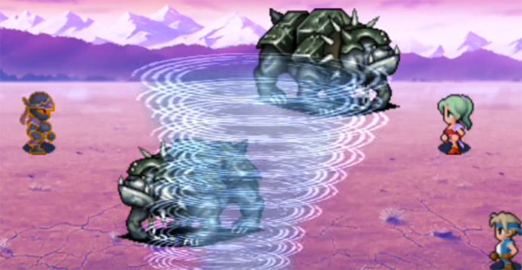Soul Spiral FF6 Android Screenshot