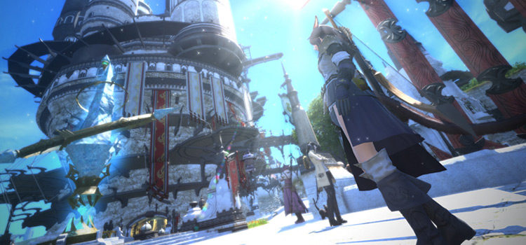 What is a Grand Company in Final Fantasy XIV?