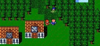 Final Fantasy 3 Screenshot on SFC/NES