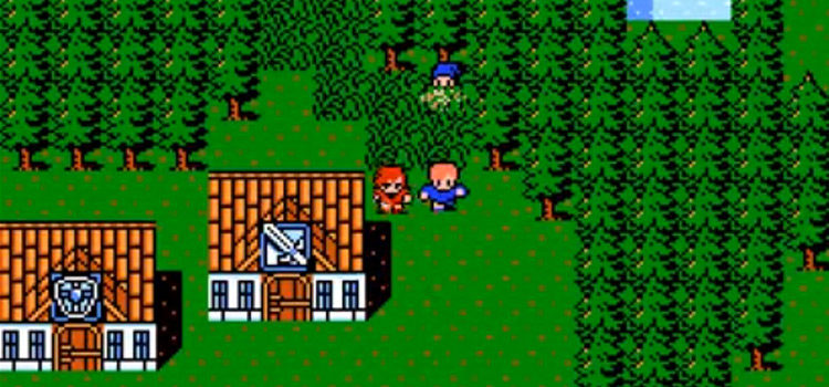 25 Best NES RPG Games: The Ultimate List For 8-Bit Fun