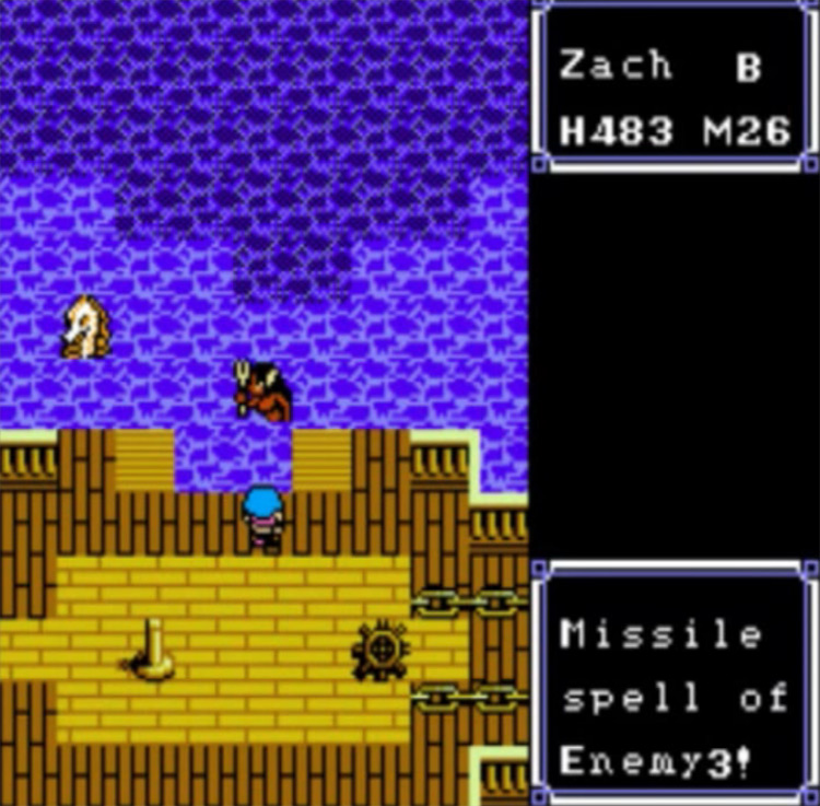 Ultima IV: Quest of the Avatar gameplay