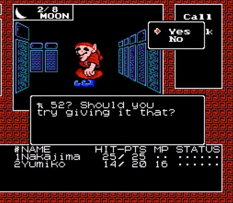 Digital Devil Story: Megami Tensei Japanese video game