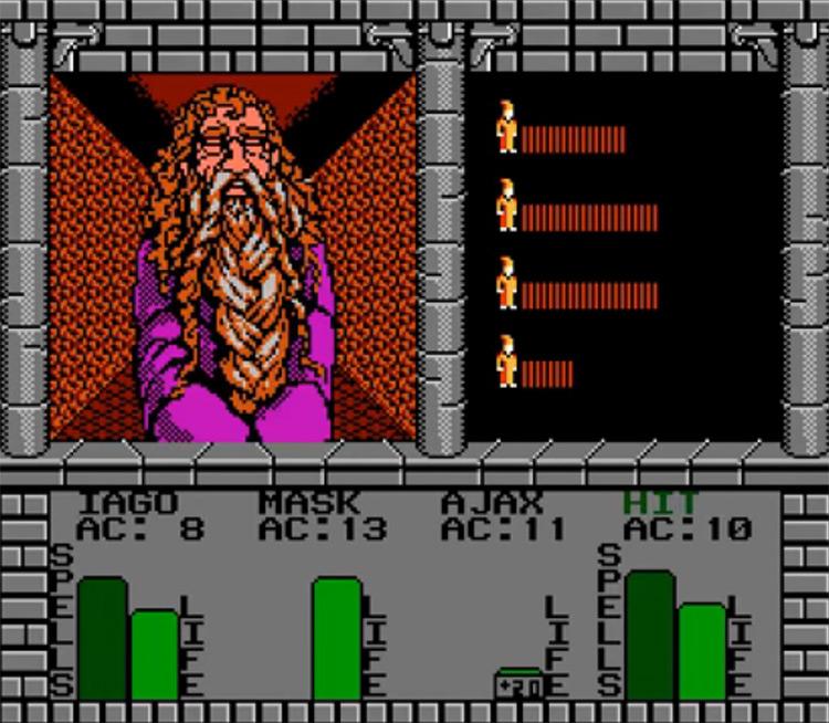 Swords and Serpents video game screenshot