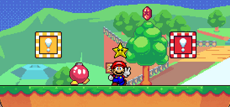 Super Mario Character Mod in Rivals of Aether