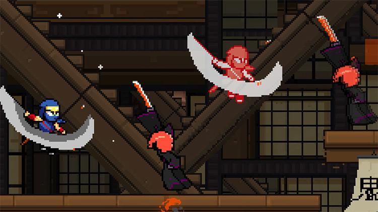 Ryu Hayabusa in ROA