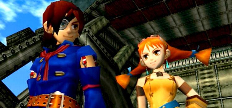 20 Best Sega Dreamcast RPGs Ever Made