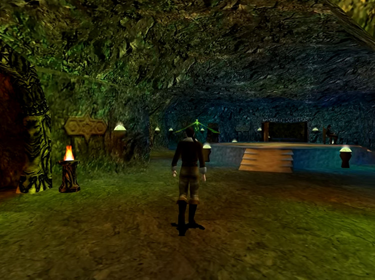 Dragonriders: Chronicles of Pern gameplay screenshot