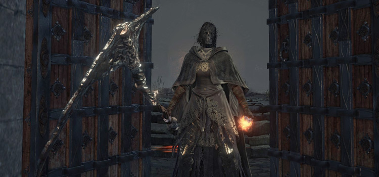 Reaper Witch Build in Dark Souls 3