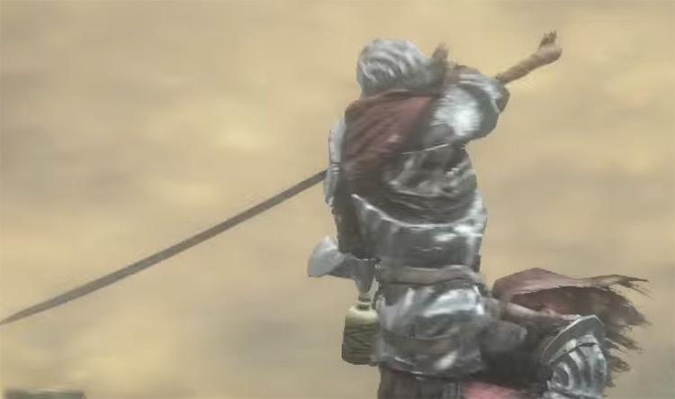 Murakumo Weapon in Dark Souls 3
