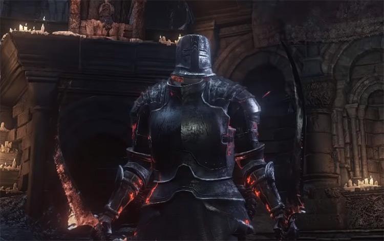 Warden Twinblades Weapon in Dark Souls 3