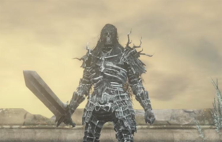 Dark Sword Weapon in DS3