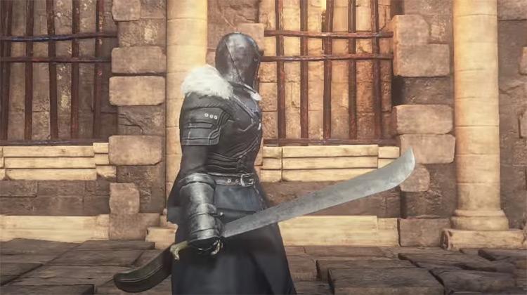 Falchion DS3 Weapon Preview