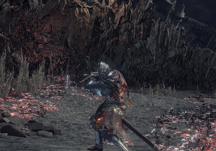 Lothric Knight Sword DS3 Preview