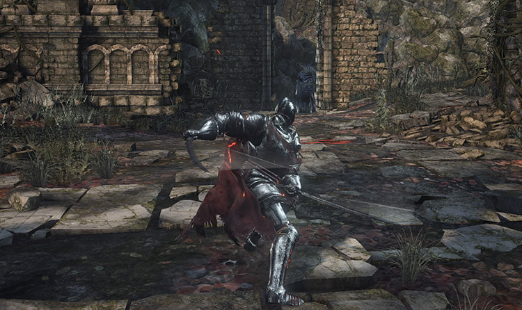 Sellsword Twinblades Screenshot in DS3
