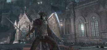 DS3 Warrior Build Sword and Shield