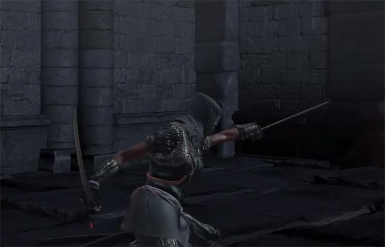 Onikiri and Ubadachi Weapons in Dark Souls 3