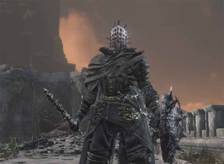 Barbed Straight Sword Screenshot