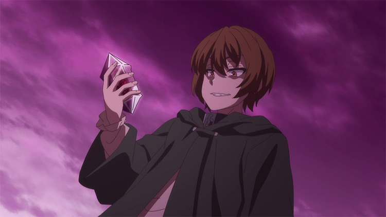 Keyaru from Redo of Healer anime